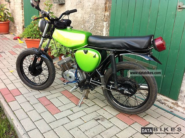 Simson  S51 E 1979 Vintage, Classic and Old Bikes photo