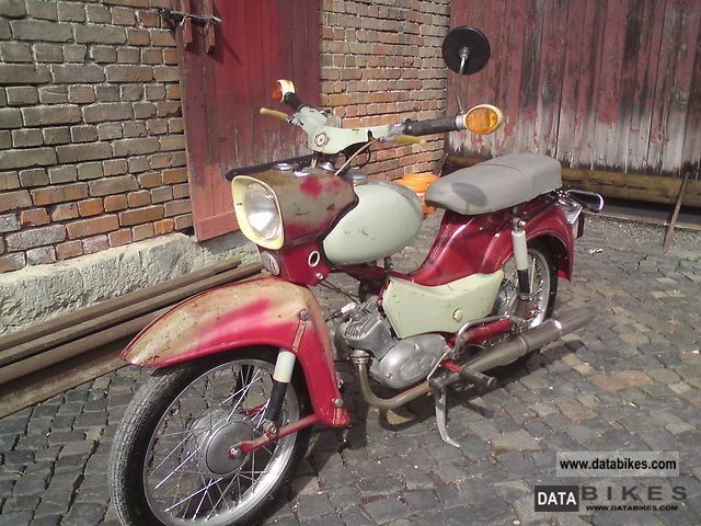 Simson  SR 4_2 Star 1972 Vintage, Classic and Old Bikes photo
