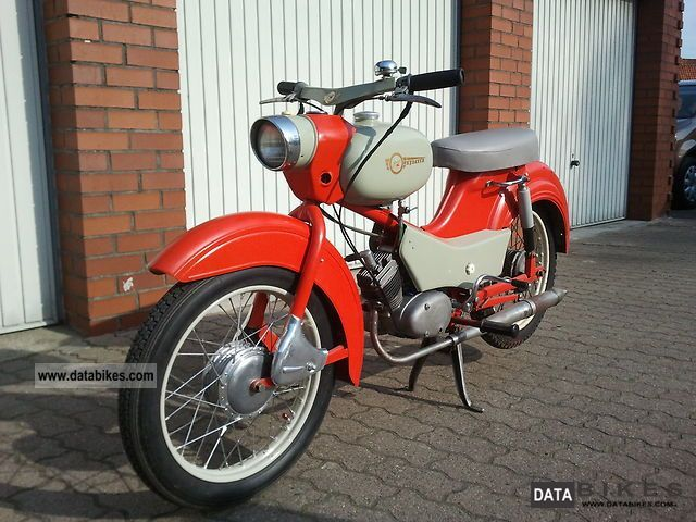 Simson  Sparrow 1970 Vintage, Classic and Old Bikes photo