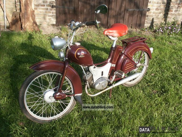 Simson  SR2 1959 Vintage, Classic and Old Bikes photo