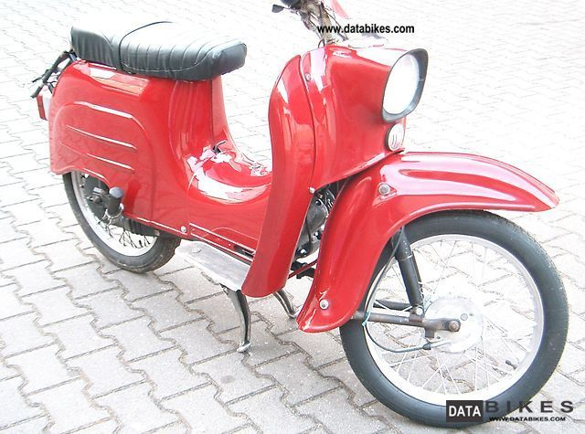 Simson  Swallow 1970 Vintage, Classic and Old Bikes photo