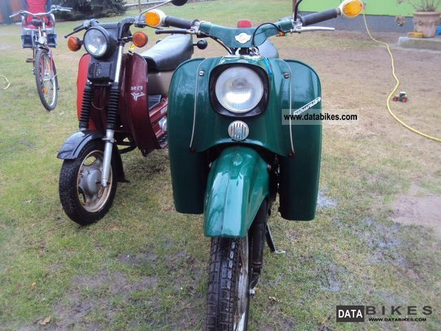Simson  SWALLOW *** ORIGINAL *** 1975 Vintage, Classic and Old Bikes photo