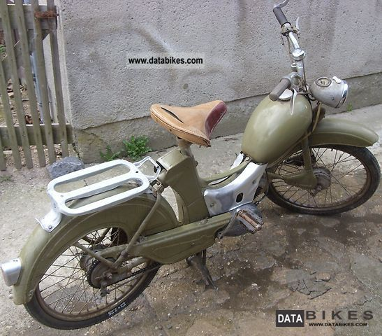 Simson  sr2 1970 Vintage, Classic and Old Bikes photo