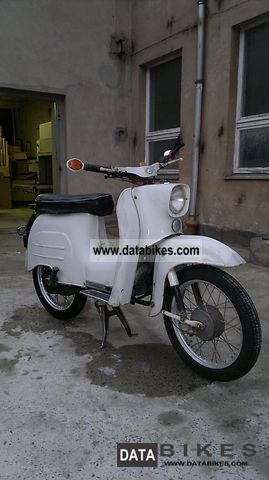 Simson  Swallow 1974 Vintage, Classic and Old Bikes photo