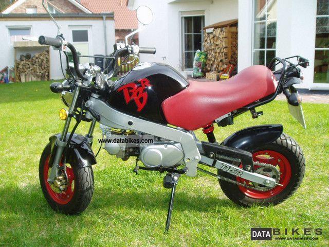 2003 Skyteam  PBR 90 Motorcycle Motorcycle photo