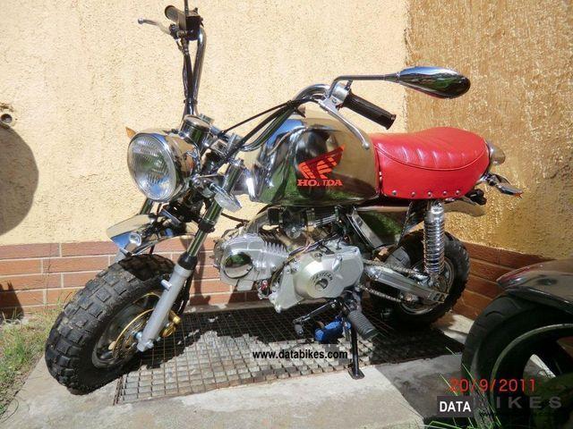 2009 Skyteam  Gorilla Monkey Motorcycle Motorcycle photo