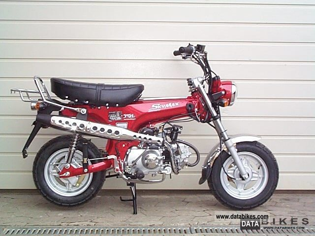 2011 Skyteam  PBR 160 cc \ Motorcycle Motorcycle photo