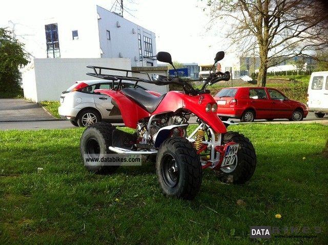 2004 SMC  RAM 170ccm Motorcycle Quad photo