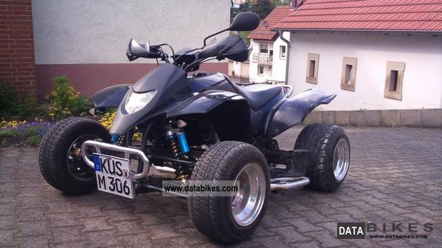 2008 SMC  300 Motorcycle Quad photo