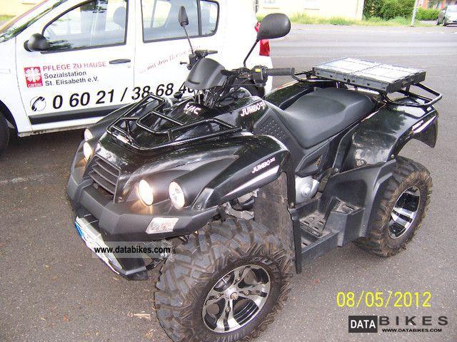 2011 SMC  Jumbo 302 Motorcycle Quad photo