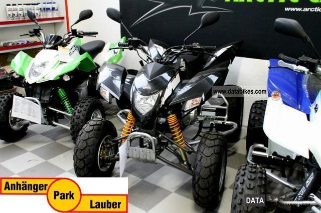 2011 SMC  RAM 300 in 4x2 black Motorcycle Quad photo