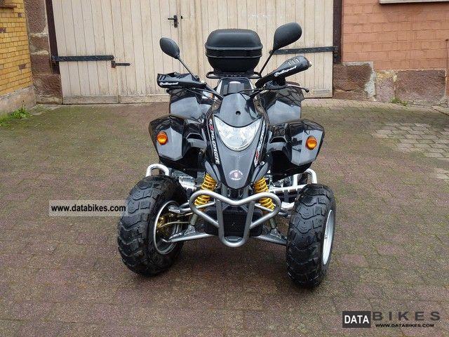 2006 SMC  Tomahawk Motorcycle Quad photo