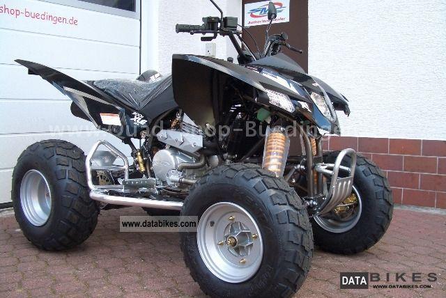 2011 SMC  RAM Barossa 300 (Trasher Explorer 320) Motorcycle Quad photo