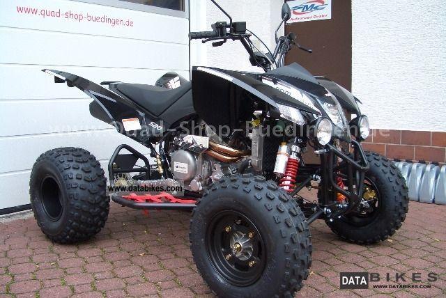 2011 SMC  Barossa Canyon RR 520 LOF (Explorer Trasher 520) Motorcycle Quad photo