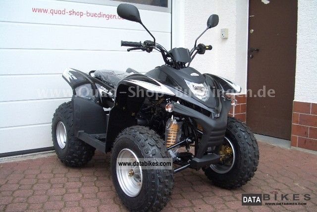 2011 SMC  Barossa Uso 50 (Explorer Bullet 50) Motorcycle Quad photo