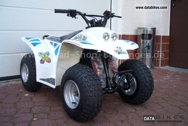 2011 SMC  Barossa RAM Mini 50 Quad-brand children Motorcycle Quad photo