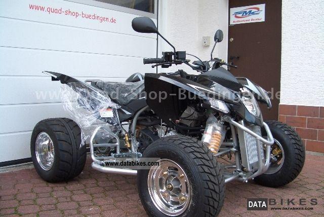 2011 SMC  Barossa RAM 303 Supermoto Sport Edition Motorcycle Quad photo