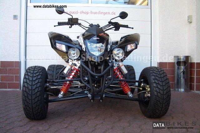 2011 SMC  Barossa Canyon RR 520 Supermoto Edition 1 Motorcycle Quad photo