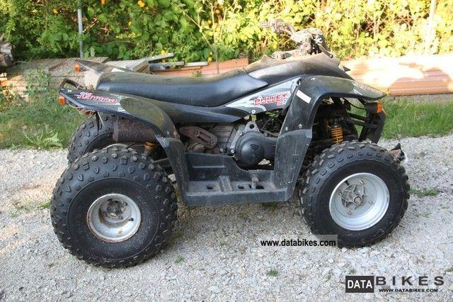 2006 SMC  Explorer Bullet 50 Motorcycle Quad photo
