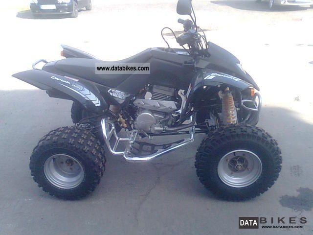 2012 SMC  Titan 300 VAT. reclaimable Motorcycle Quad photo