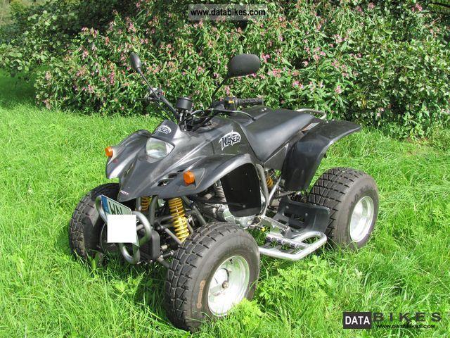 2004 SMC  Ram 250 Motorcycle Quad photo