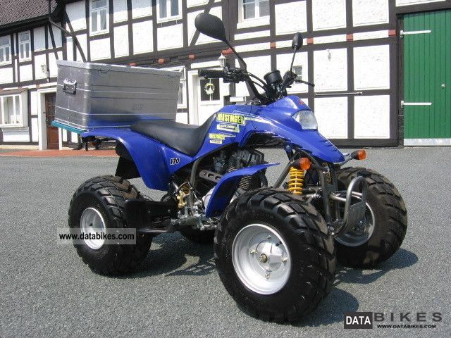 2004 SMC  170 Motorcycle Quad photo