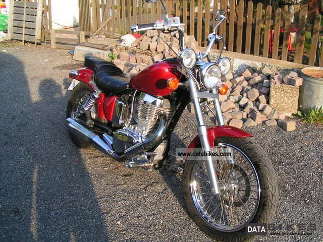 1997 SMC  Savage Motorcycle Chopper/Cruiser photo