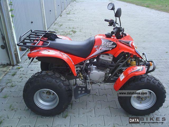 2010 SMC  Explorer 250 Motorcycle Quad photo