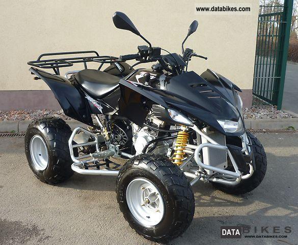 2010 SMC  Bronco Sports Model 300 '11 2.Hand Motorcycle Quad photo