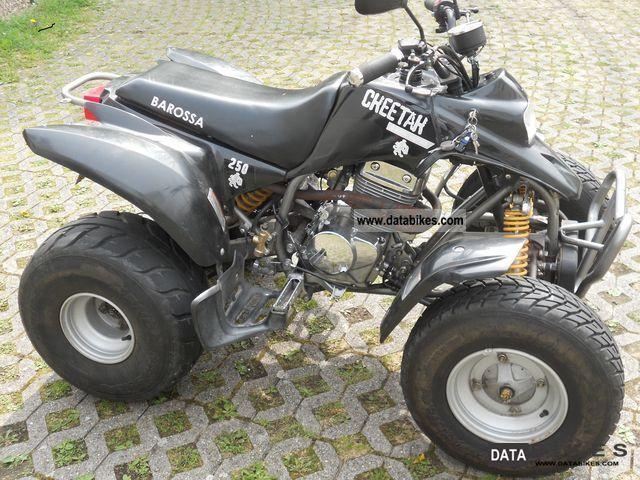 2004 SMC  Barossa Motorcycle Quad photo