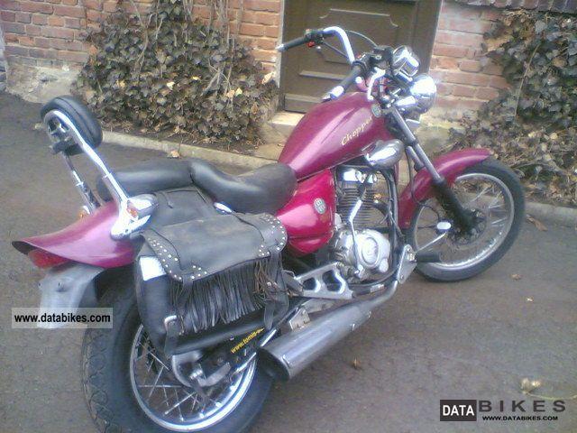 2000 SMC  REX 125 CHOPPER Motorcycle Chopper/Cruiser photo