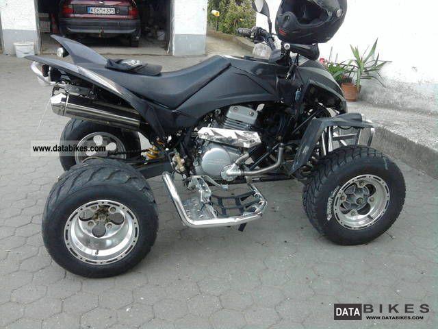 2007 SMC  300 Motorcycle Quad photo