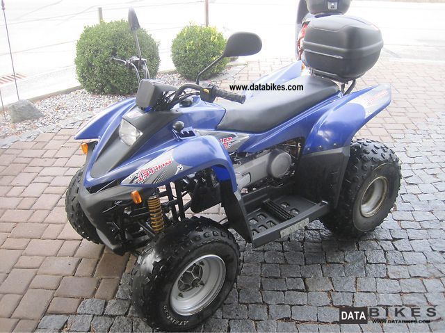 2006 SMC  Bullet 50 Motorcycle Quad photo