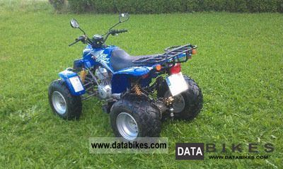 2008 SMC  Stinger 250 Explorer Motorcycle Quad photo