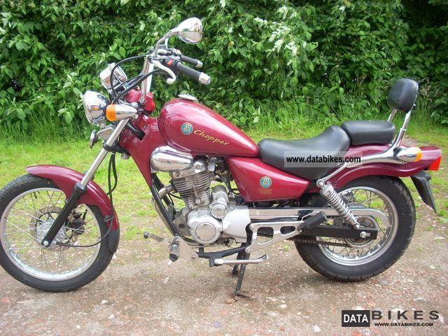 1998 SMC  Rex Motorcycle Chopper/Cruiser photo