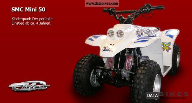 SMC  Mini 50 2011 Quad photo
