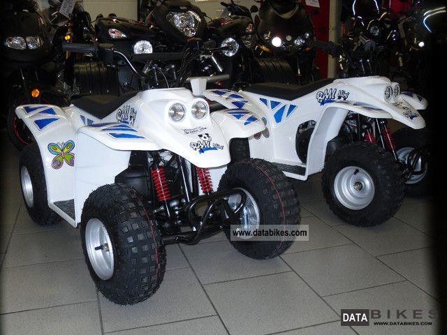 SMC  50cc quad for kids 2011 Quad photo