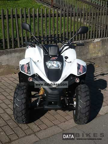 2010 SMC  Bullet 50 Motorcycle Quad photo