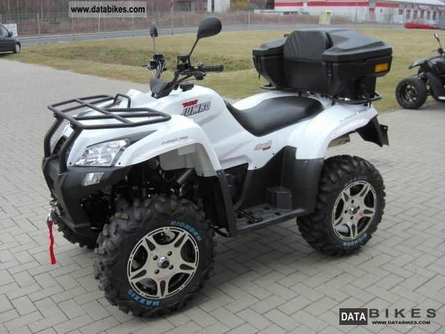 SMC  J-MAX 700 4x4 2011 Quad photo