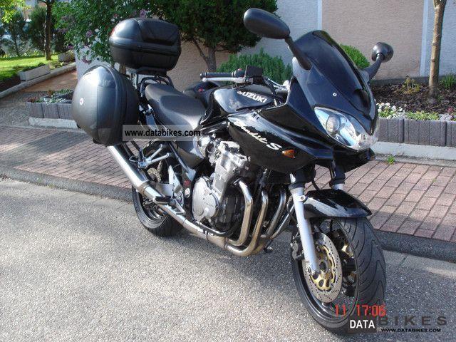 2003 suzuki bandit gsf 600 s
