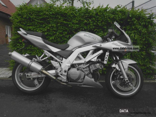 2003 Suzuki  SV1000S Motorcycle Motorcycle photo