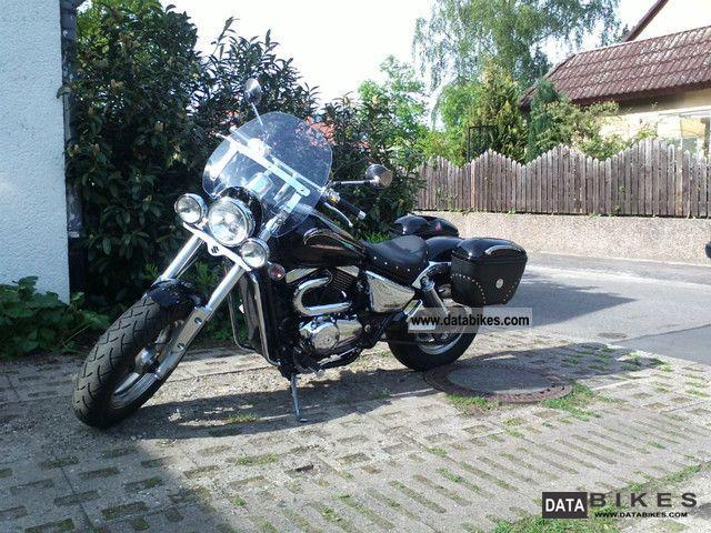 2000 Suzuki  VZ 800 Marauder Motorcycle Chopper/Cruiser photo
