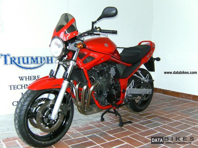Suzuki  GSF 650 Bandit ABS * Battery + new tires, 1 Hand 2005 Motorcycle photo
