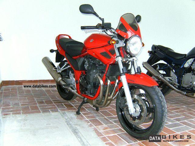 2005 suzuki gsf 650 bandit abs battery new tires 1 hand. Black Bedroom Furniture Sets. Home Design Ideas