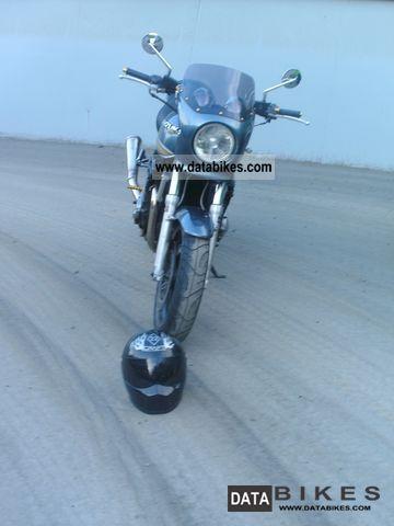 2000 Suzuki  Gsx 1200 Motorcycle Naked Bike photo