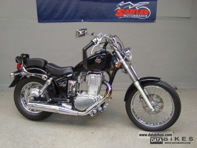 Suzuki LS 650 1994 Chopper Cruiser Photo