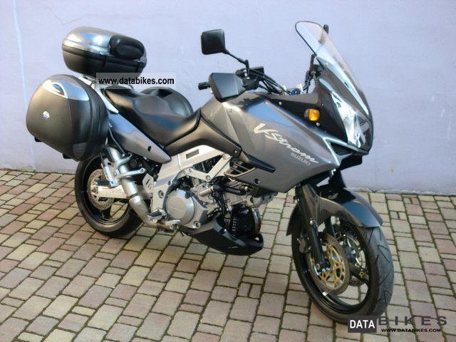 2005 Suzuki  DL 1000 V-Power / 9.542KM/Zubehör/neu frosting Motorcycle Tourer photo