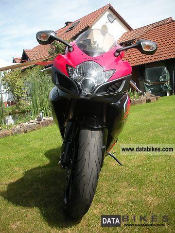 2007 Suzuki  Gsx r-600 Motorcycle Sports/Super Sports Bike photo