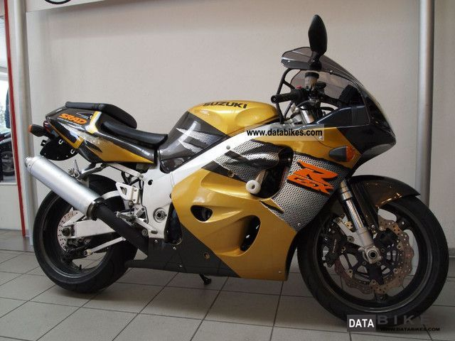 1997 Suzuki GSX-R 750 GSXR750 (GR7DB) Motorcycle Sports/Super Sports ...