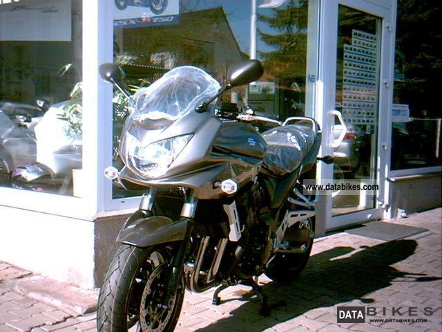 2011 Suzuki  GSF 1250 SA L1 German Model 2011 with ABS Motorcycle Sport Touring Motorcycles photo